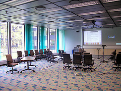 Room at the UDS Maverick (Mahogany?)